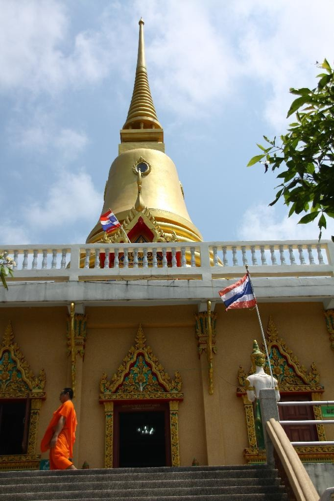 5107136-Coming_up_the_stairs_to_the_Wat_Ko_Samui