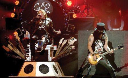 7 Guns N Roses
