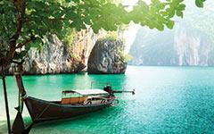 Основные туристические направления Таиланда