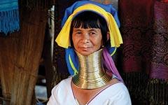 Деревня «Длинношеих женщин»