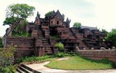 Парк-музей «Древний город» - Мыанг Боран