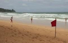 Флаги на пляжах Таиланда