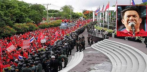 Политический кризис в Таиланде