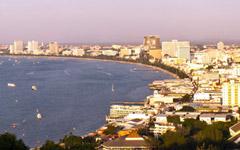 Регион Центр: пляж Паттайя