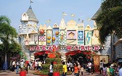 Парк развлечений «Мир мечты»