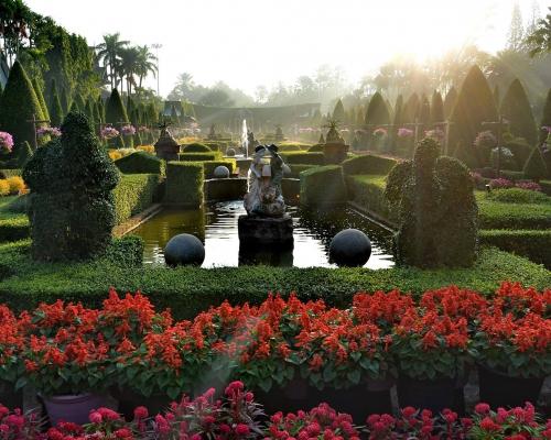 Индивидуальная экскурсия в тропический сад Нонг Нуч