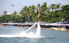 Летающая доска (Fly board)