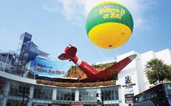 Воздушный шар – новый аттракцион