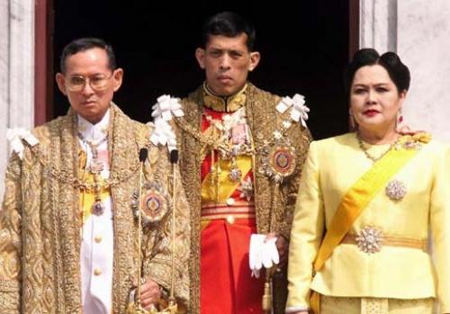 Национальная Законодательная Ассамблея Таиланда согласна с вступлением на престол Королевства Таиланд наследного принца