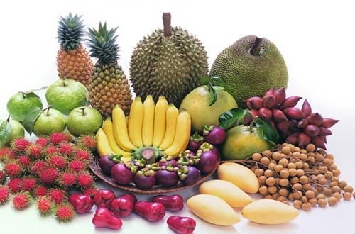 Крупнейший фруктовый фестиваль Таиланда открыт