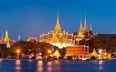 Опрос: Бангкок - лучший город мира