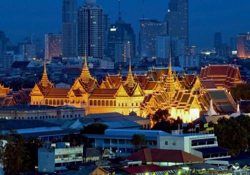 Пять лучших туристических направлений Азии в Таиланде