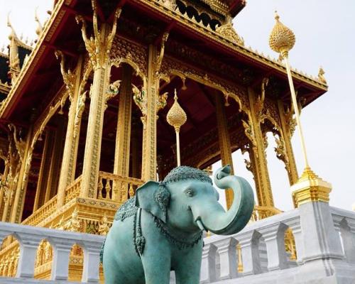 Новая архитектурная достопримечательность Бангкока