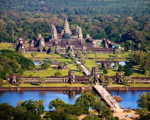 Камбоджа и Япония реставрируют «главные ворота» Ангкора