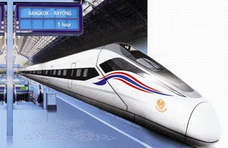 Бангкок-Паттая за 60 минут на скоростном поезде
