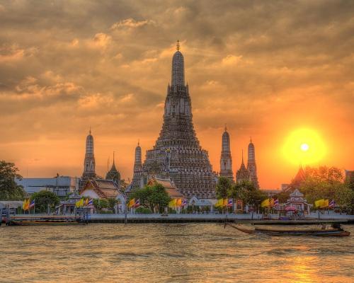 В столице Таиланда пройдут религиозные церемонии посвященные Дню Города Бангкока
