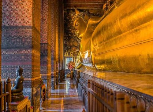 Главная достопримечательнось Таиланда 2015