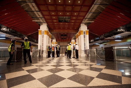Станция 'Royal hall' откроется для экскурсий пассажиров