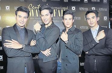 В Бангкоке пройдет 15-ая Международная ярмарка часов