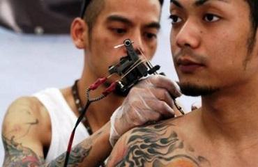 3-й Международный фестиваль татуировок в Паттайе