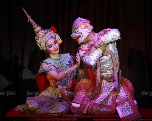 Тайский театр войдет в список наследия ЮНЕСКО
