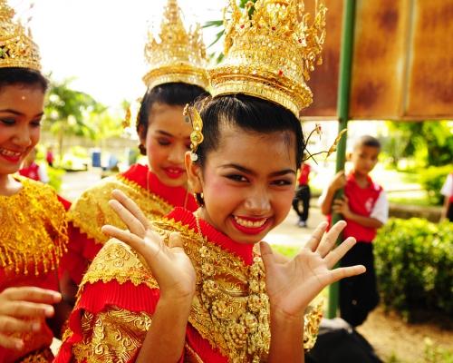 Счастливых в Таиланде становится больше