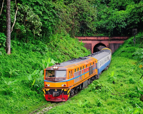 Железная дорога между Бангкоком и Пхукетом: быть или не быть?