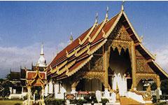 Самые сказочные города Таиланда