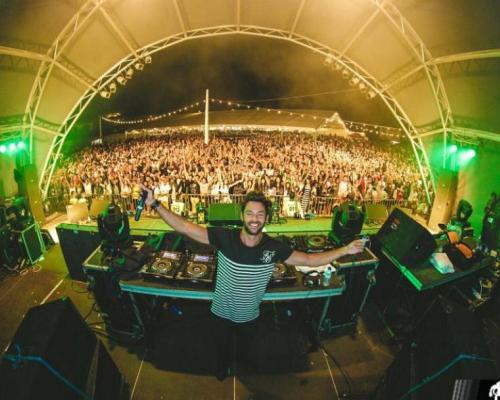 Тропический сад Нонг Нуч станет сценой для фестиваля электронной музыки