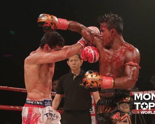Россиянин Хаял Джаниев победил легенду тайского бокса