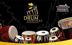 ТАТ проводит International Drum Festival
