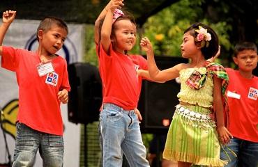 Паттайя: Детская ярмарка