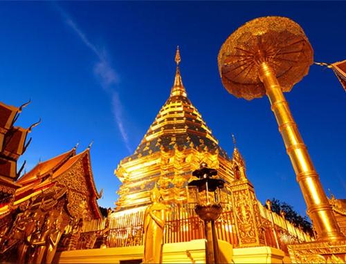 Бангкок и Чиангмай попали в «Топ-15 Лучших Городов Мира 2016» по версии журнала «Travel + Leisure»