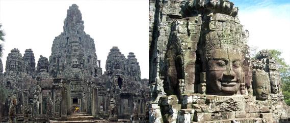 Камбоджа, Ангкор Ват - сокровища кхмерских королей