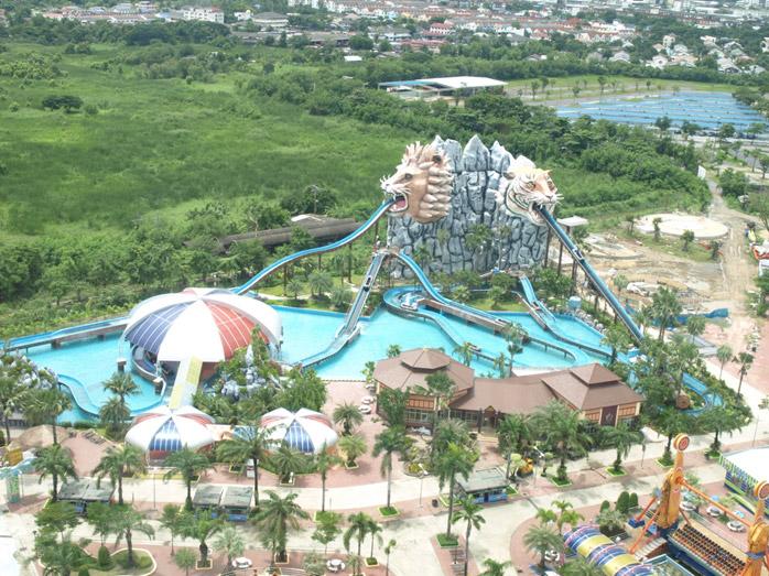 Сиам парк - аквапарк, парк аттракционов