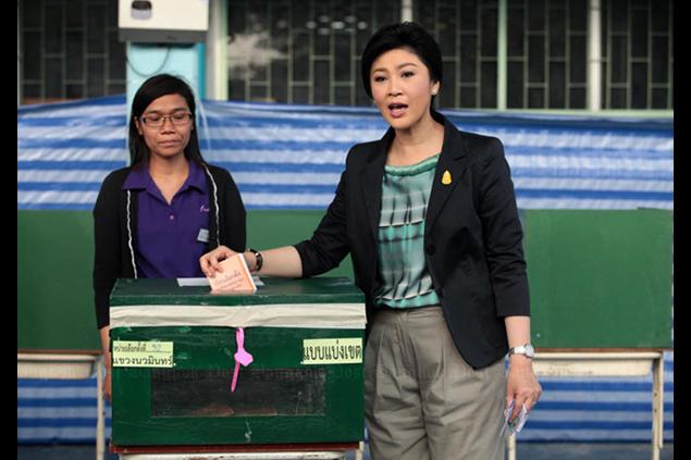 В Таиланде прошли парламентские выборы