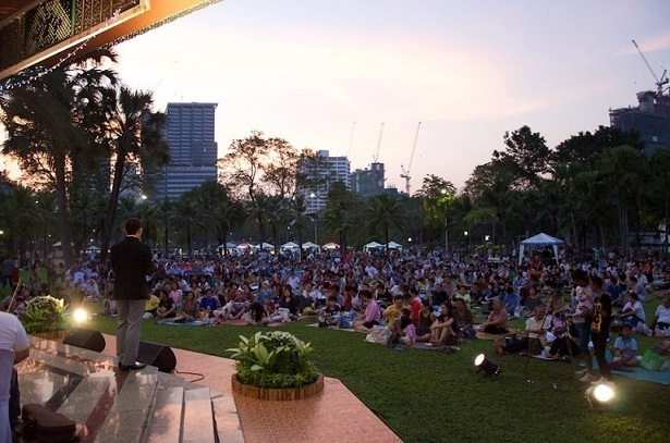 Еженедельные «Концерты в парке» Симфонического оркестра Бангкока