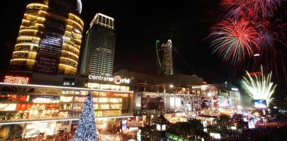 Таиланд: Программа развлечений в новогоднюю ночь