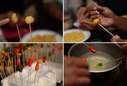 Тайские сладости