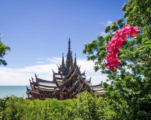 Храм Истины+Эравади