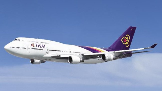 Авиакомпания ThaiAirways увеличивает частоту рейсов из Москвы в Бангкок