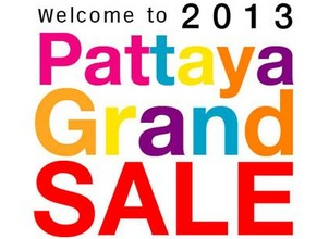 Pattaya Grand Sale 2013: скидки до 70%