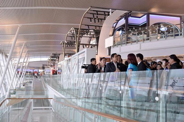 Открыт новый терминал международного аэропорта Пхукет