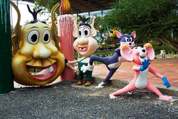 Детский парк развлечений в Фантхиете