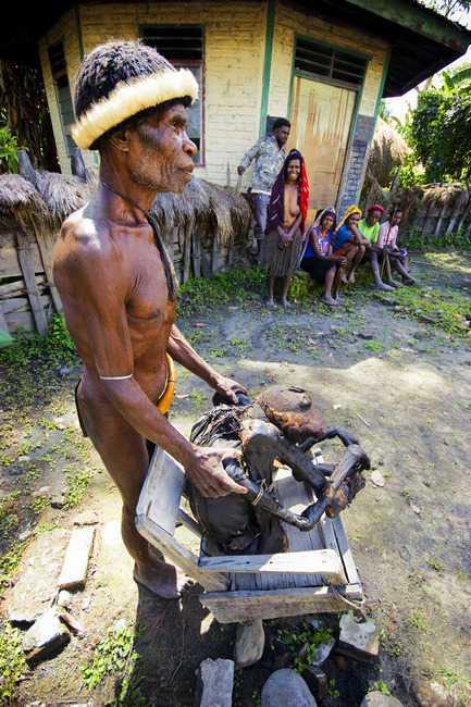 Новая Гвинея: в гостях у каменного века