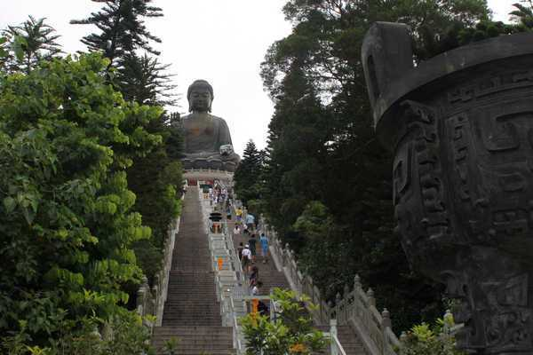 Остров Лантау и знаменитый храм в сердце Кoулуна