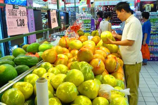 Экскурсия в китайский супермаркет
