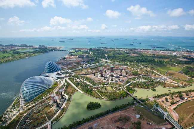 Gardens by the Bay - еще один повод поехать в Сингапур