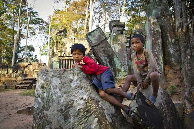 Тайна пирамиды, или Проклятие кхмерского короля