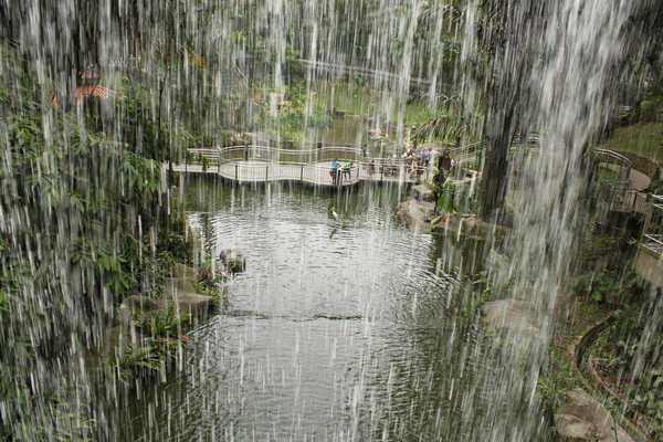 Парк птиц в Куала-Лумпур